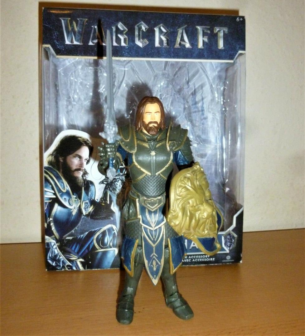 Warcraft - Lothar - Actionfigur - 1