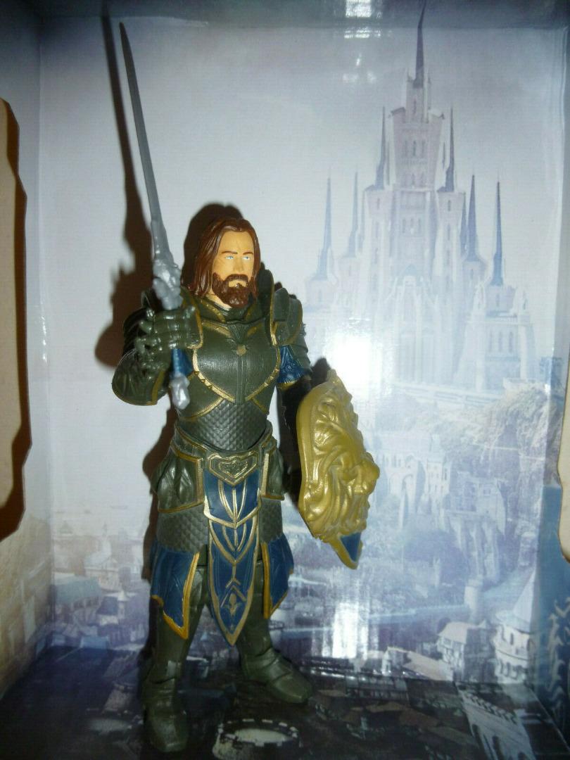 Warcraft - Lothar - Actionfigur 2