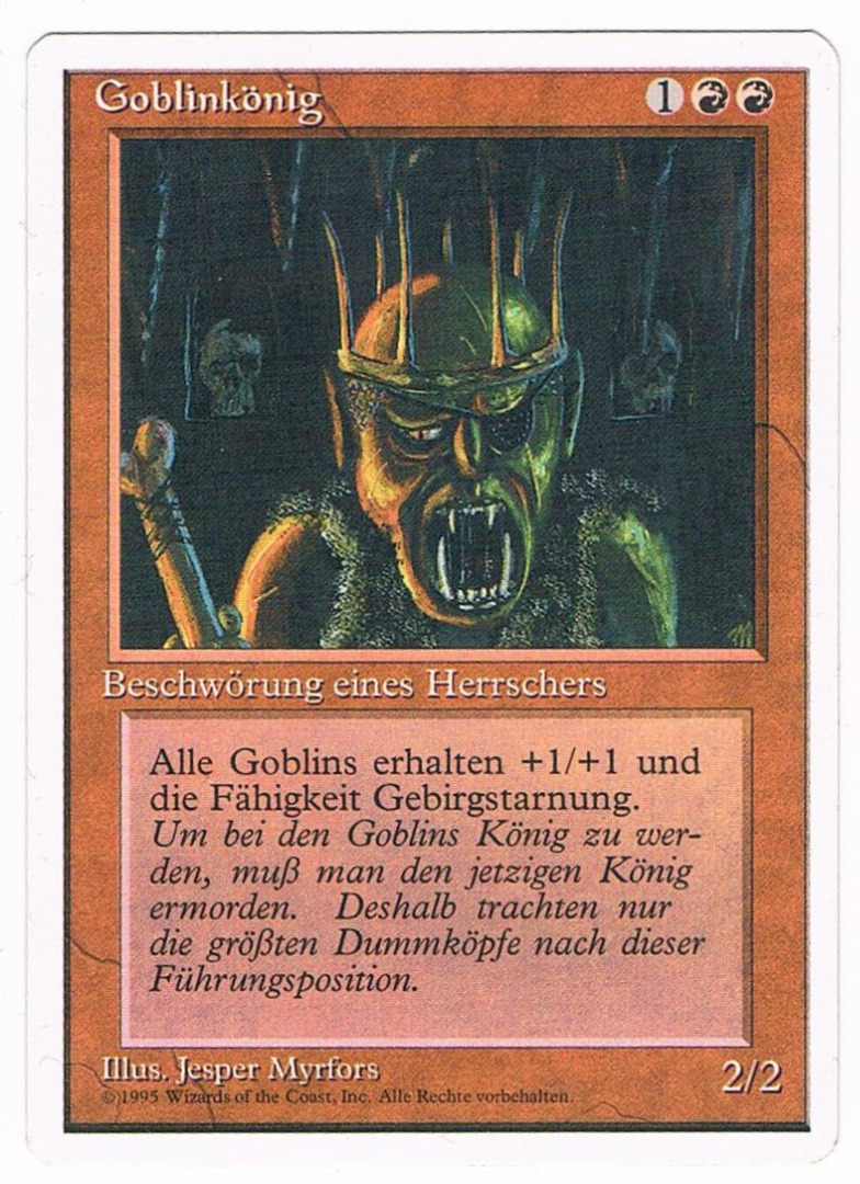 Goblinkönig