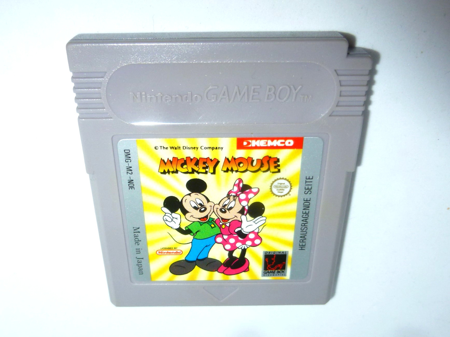 Nintendo Game Boy - Mickey Mouse