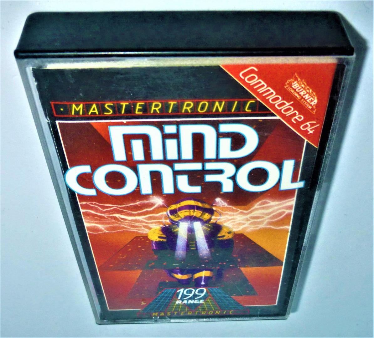C64 - Mind Control - Kassette - 1