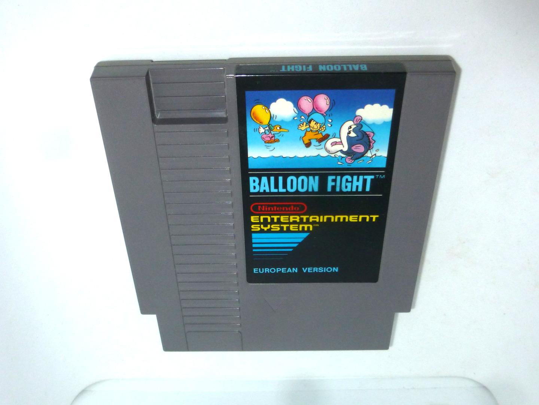 Nintendo NES - Ballon Fight -
