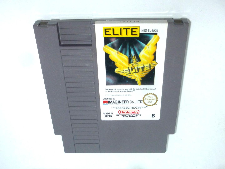 Nintendo NES - Elite - Pal-B