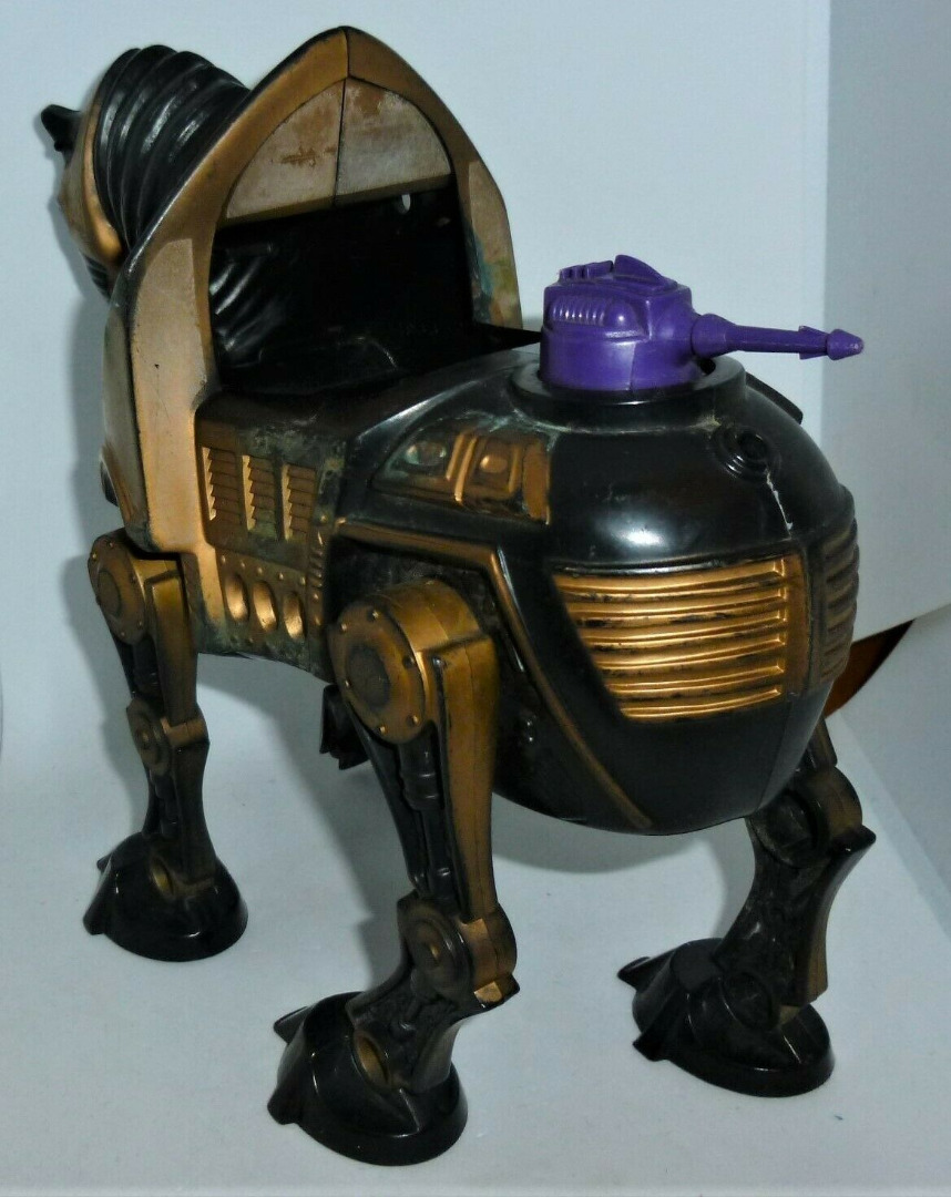 Masters of the Universe Night Stalker - 3