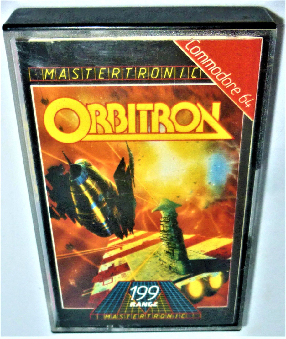 C64 - Orbitron - Kassette / Datasette - 1