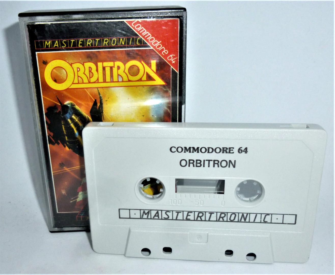 C64 - Orbitron - Kassette / Datasette - 2