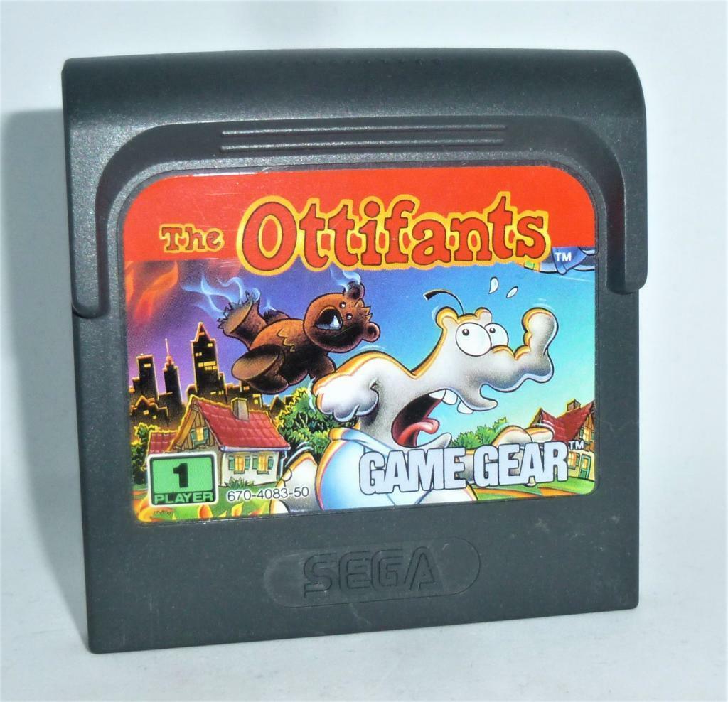 The Ottifants / Die Ottifanten