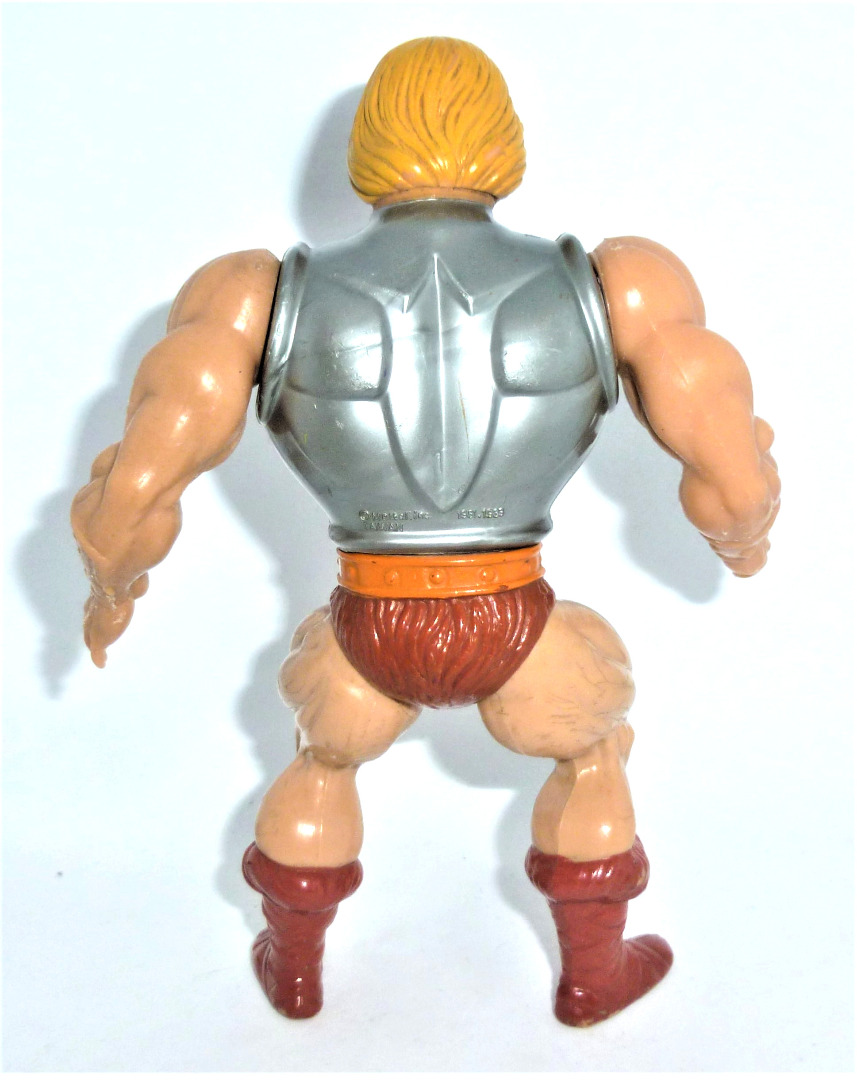 Masters of the Universe Battle Armor
