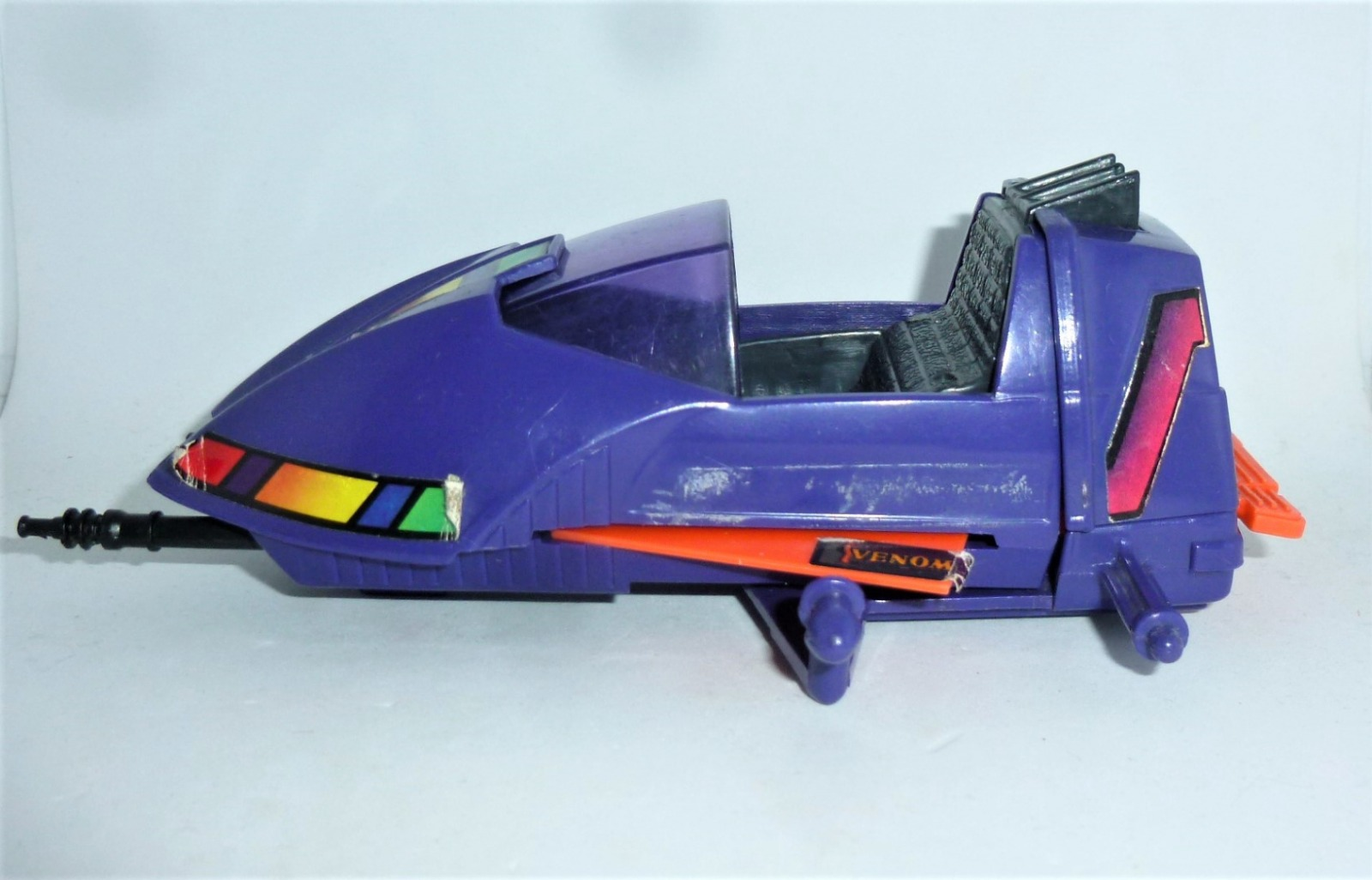 Piranha - Side Car / Submarine & Sly Rax - M.A.S.K. / MASK - 2