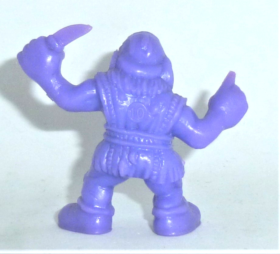 Red Cap - Figur lila - Monster in my Pocket - 2
