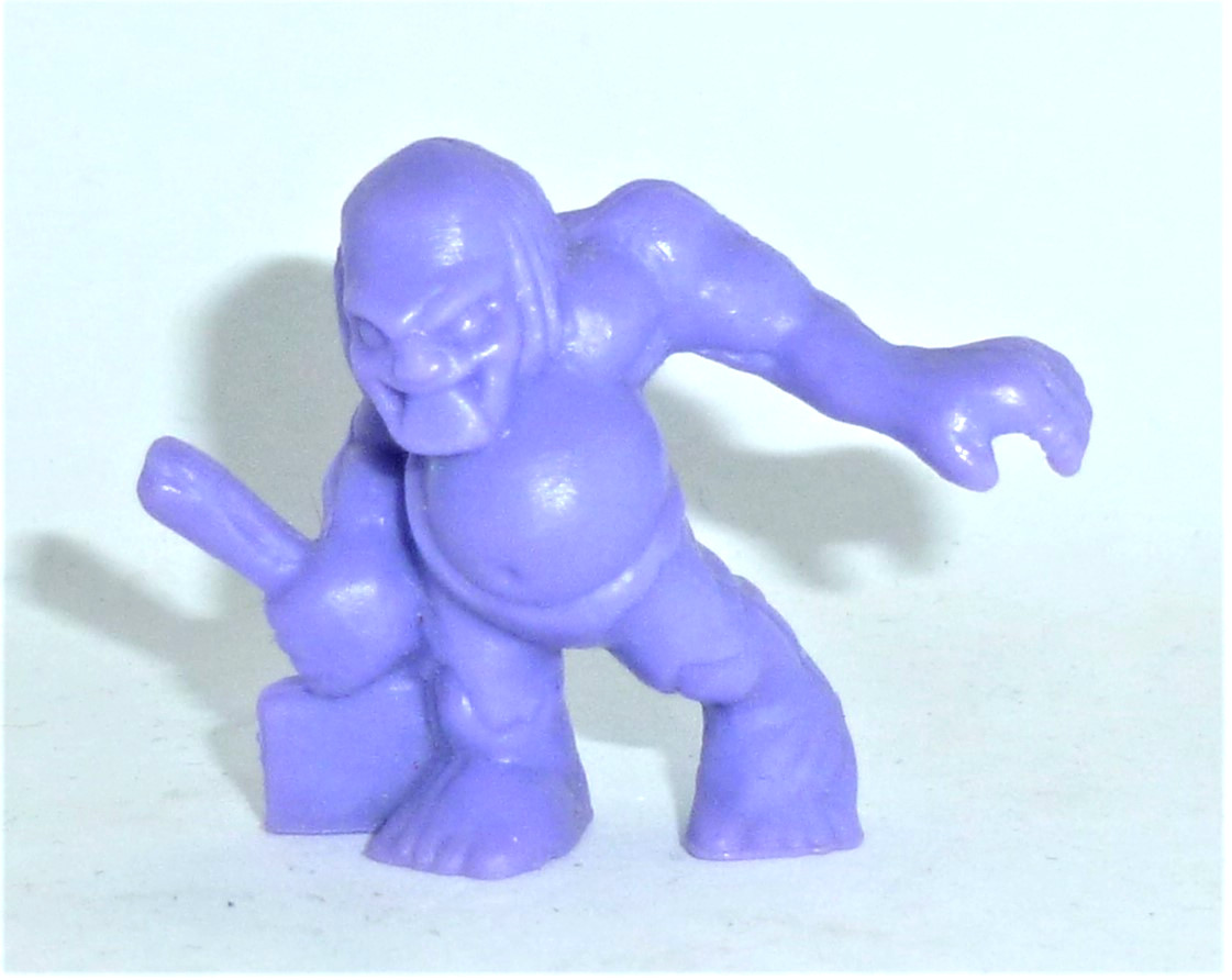 Monster in my Pocket - Ghoul - Figur lila - 1