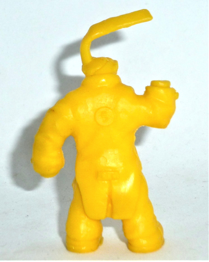 Monster in my Pocket - Invisible Man - Figur gelb - 2