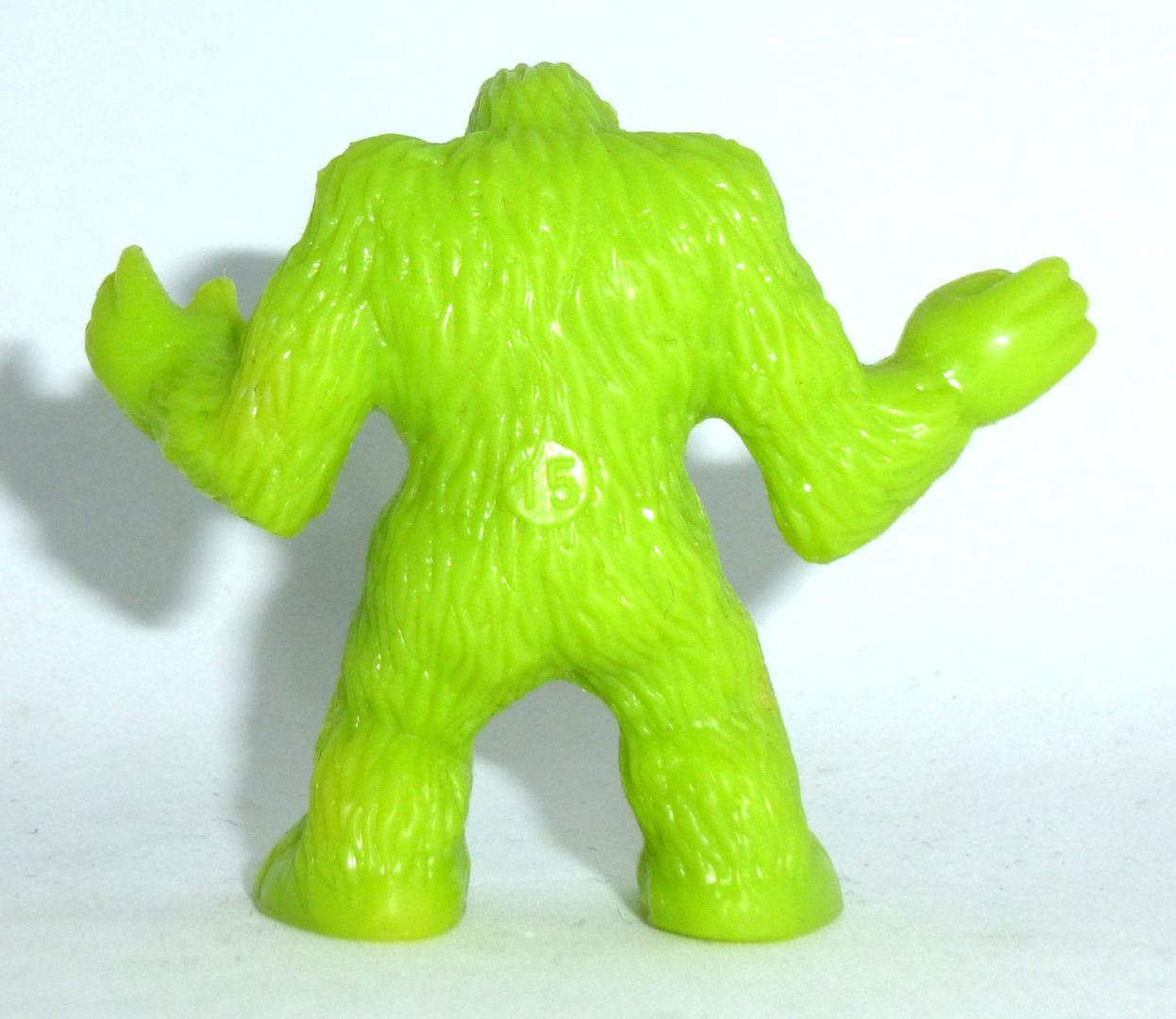 Bigfoot - Figur grün - 2