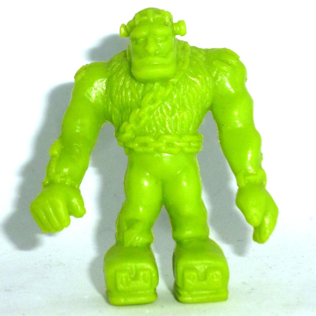 The Monster - Figur grün - Monster in my Pocket - 1