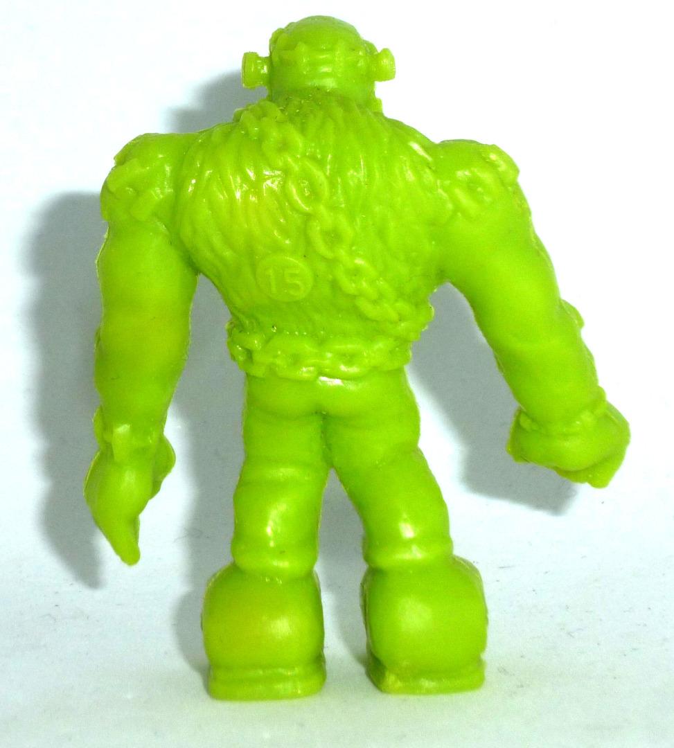 The Monster - Figur grün - Monster in my Pocket - 2