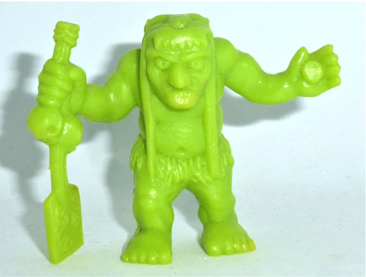 Charon - Figur grün - Monster in my Pocket - 1