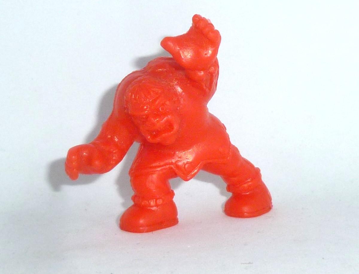 Hunchback - Figur rot - Monster in my Pocket - 1