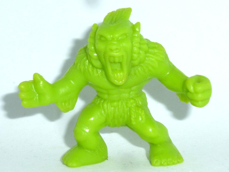 Monster in my Pocket - Windigo - Figur grün - 1