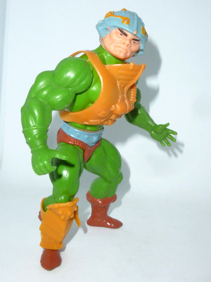 Masters of the Universe Man-At-Arms Mattel - 4