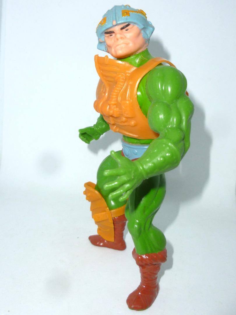 Man-At-Arms - Mattel Inc 1981 - TAIWAN - Masters of the Universe / He-Man - 2