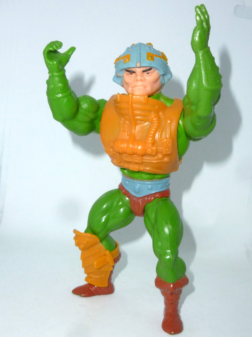 Masters of the Universe Man-At-Arms Mattel