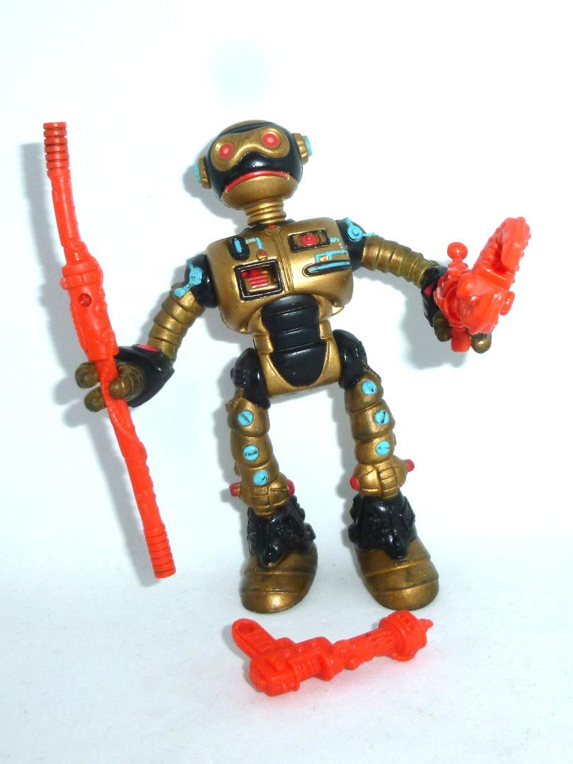 Teenage Mutant Ninja Turtles Fugitoid Playmates - 1