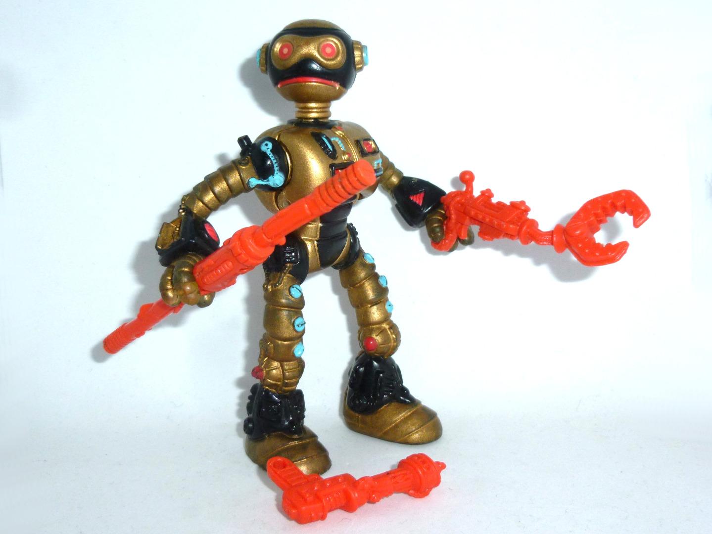 Teenage Mutant Ninja Turtles Fugitoid Playmates - 2
