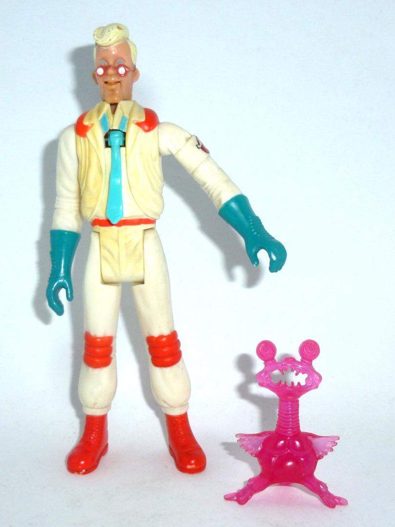 Egon Spengler & Soar Throat Ghost