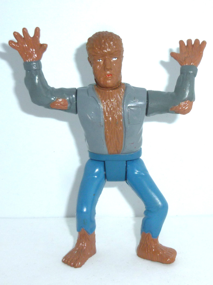 Werwolf werewolf WOLFMAN Monster Sungold Actionfigur