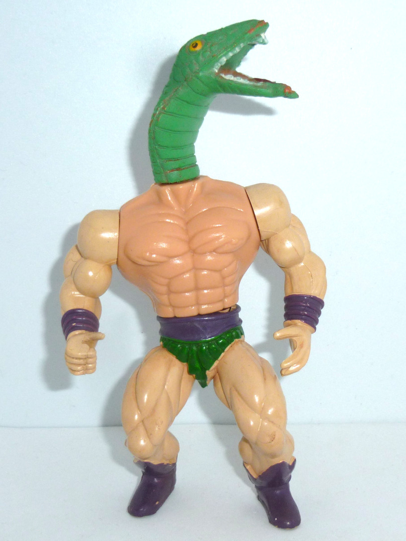 Snake / Cobra - Galaxy Fighter/Warrior/Combo/Muscle Actionfigur - 2