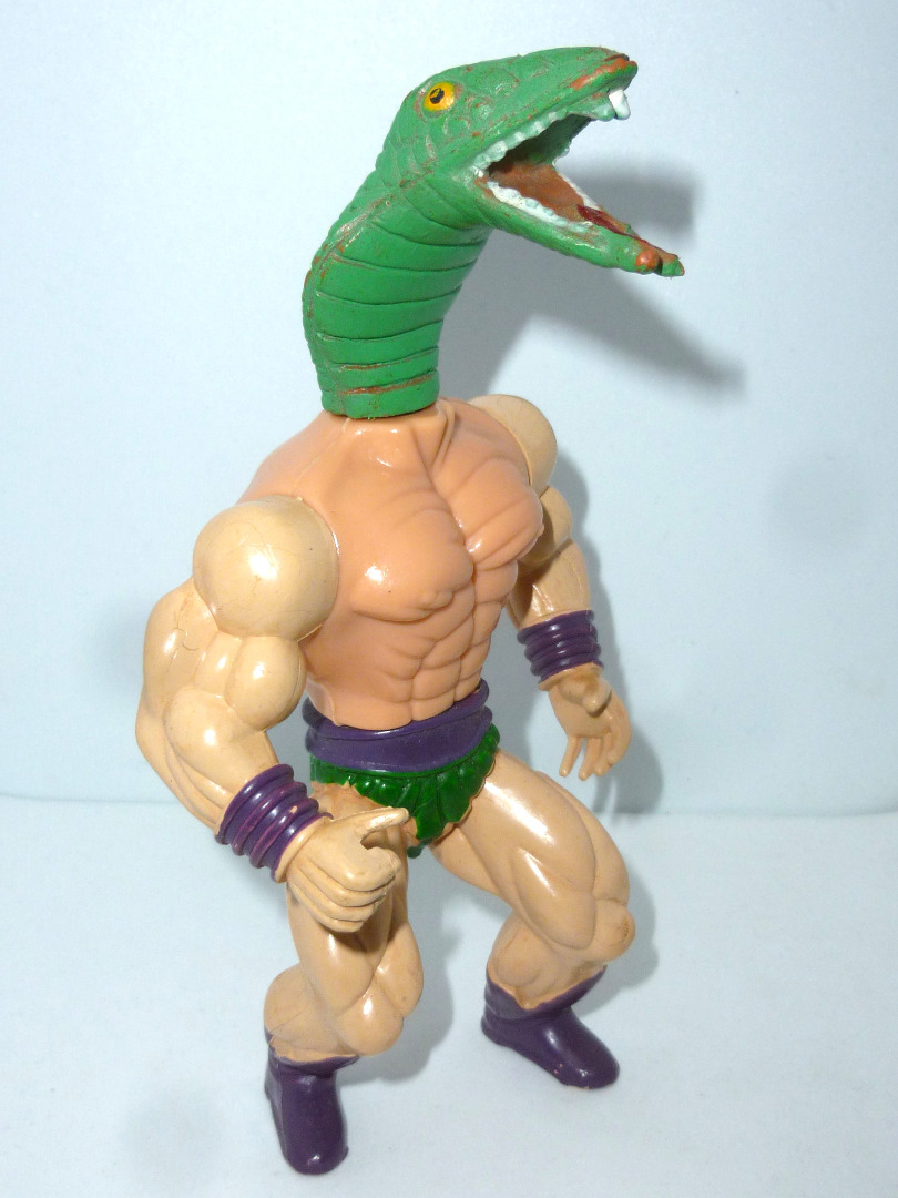 Snake / Cobra - Galaxy Fighter/Warrior/Combo/Muscle Actionfigur - 1