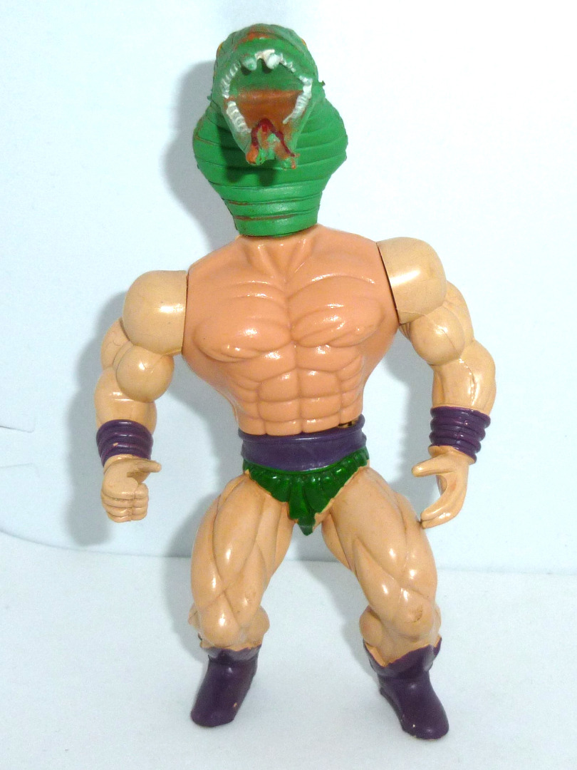 Snake / Cobra - Galaxy Fighter/Warrior/Combo/Muscle Actionfigur - 4