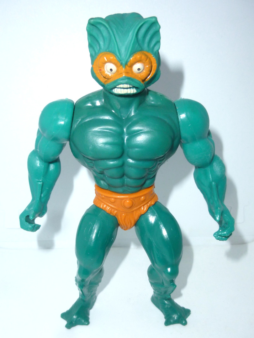 Masters of the Universe - Mer Man - He-Man Actionfigur - Jetzt online Kaufen - 1