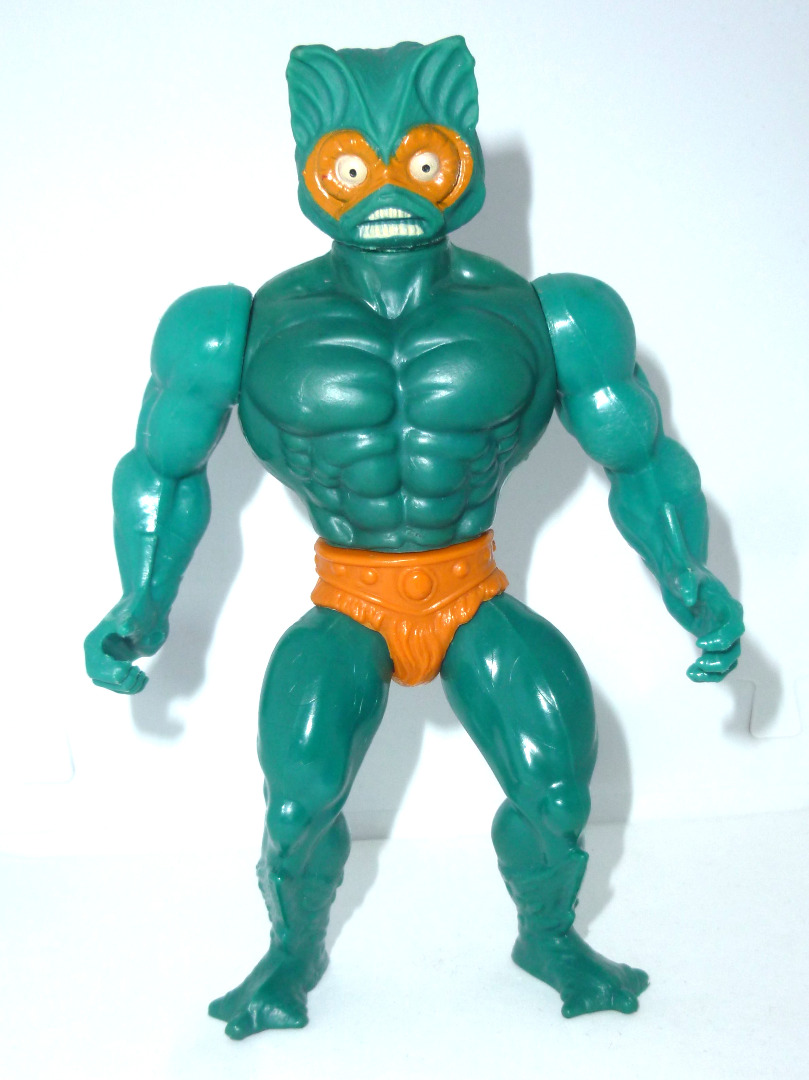 Masters of the Universe Mer Man - 2