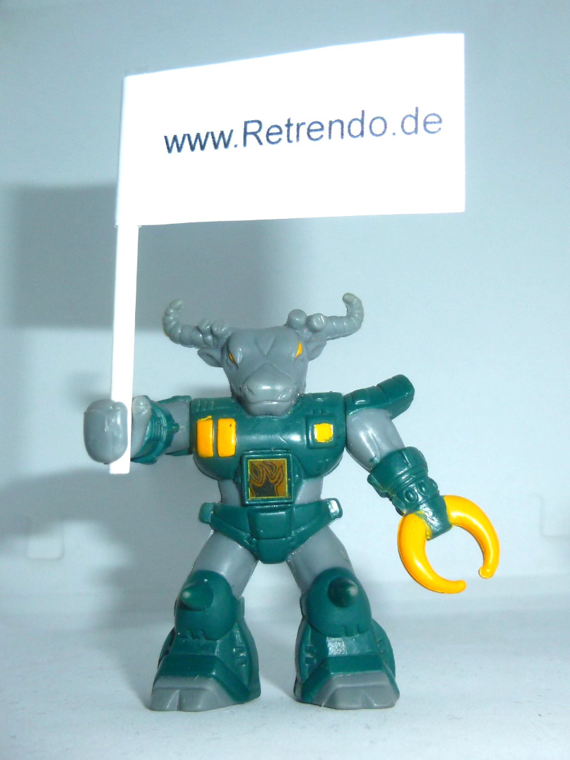 Battle Beasts Romain Buffalo Actionfigur Jetzt