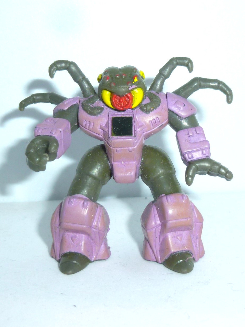 Battle Beasts Web Slinger Spider Actionfigur - 1