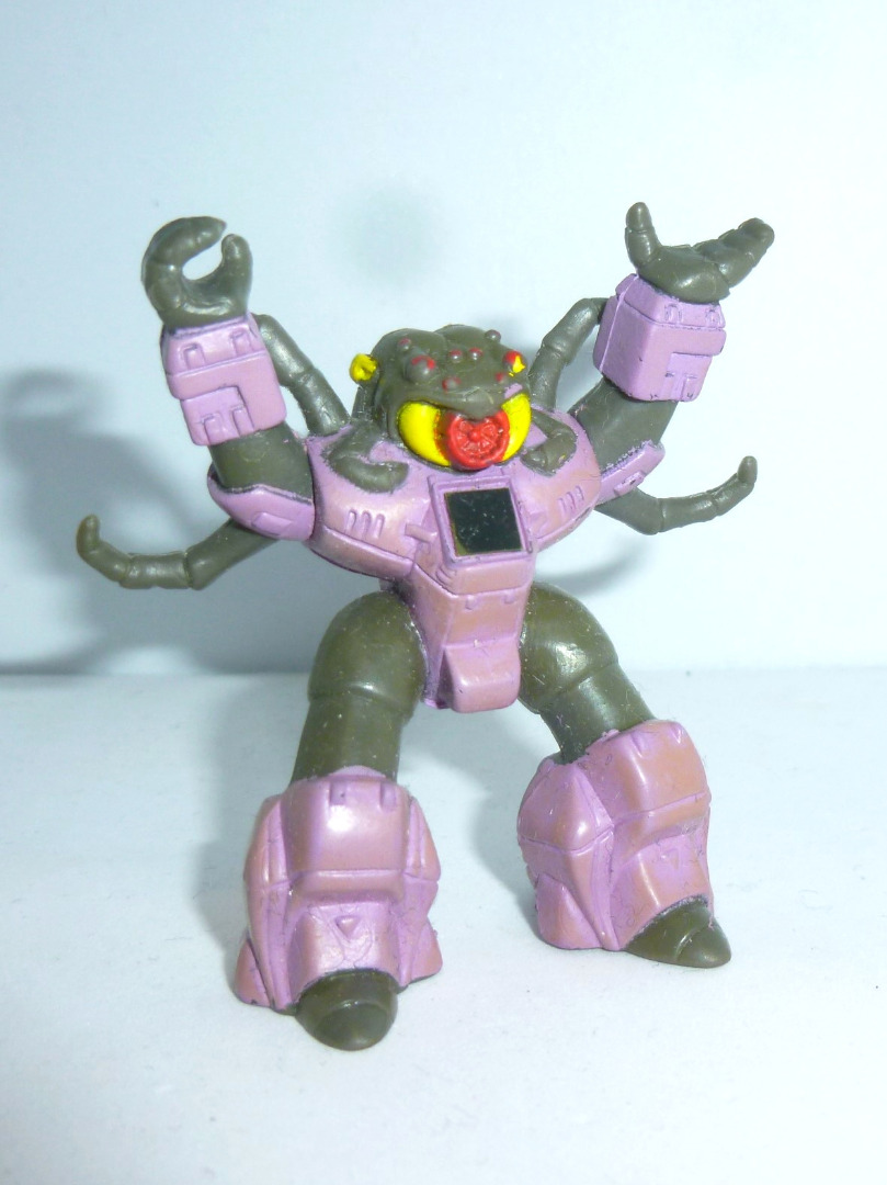 Battle Beasts Web Slinger Spider Actionfigur - 2