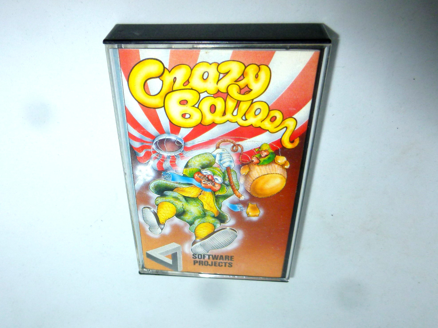C64 - Crazy Balloon - Kassette