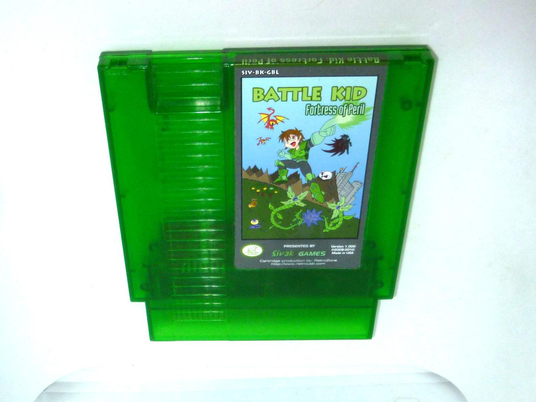 Nintendo NES Battle Kid Fortress of