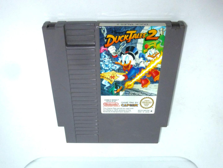 Nintendo NES - Duck Tales 2