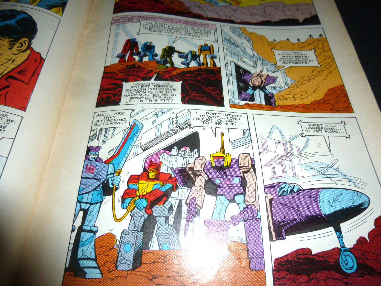 The Transformers - Comic Nr/No 126