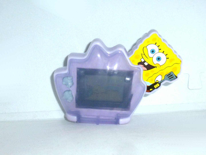 Spongebob - Telespiel - MCDonalds 2007