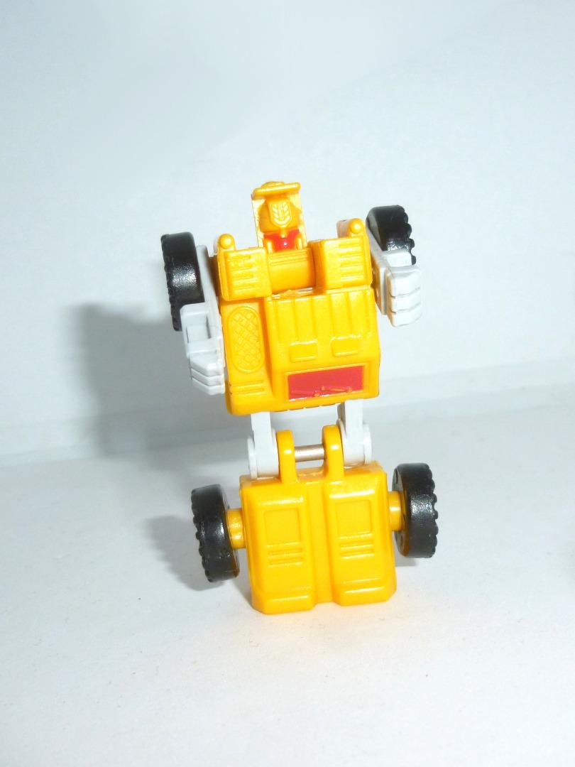 Transformers - Crane - G1 Micromasters