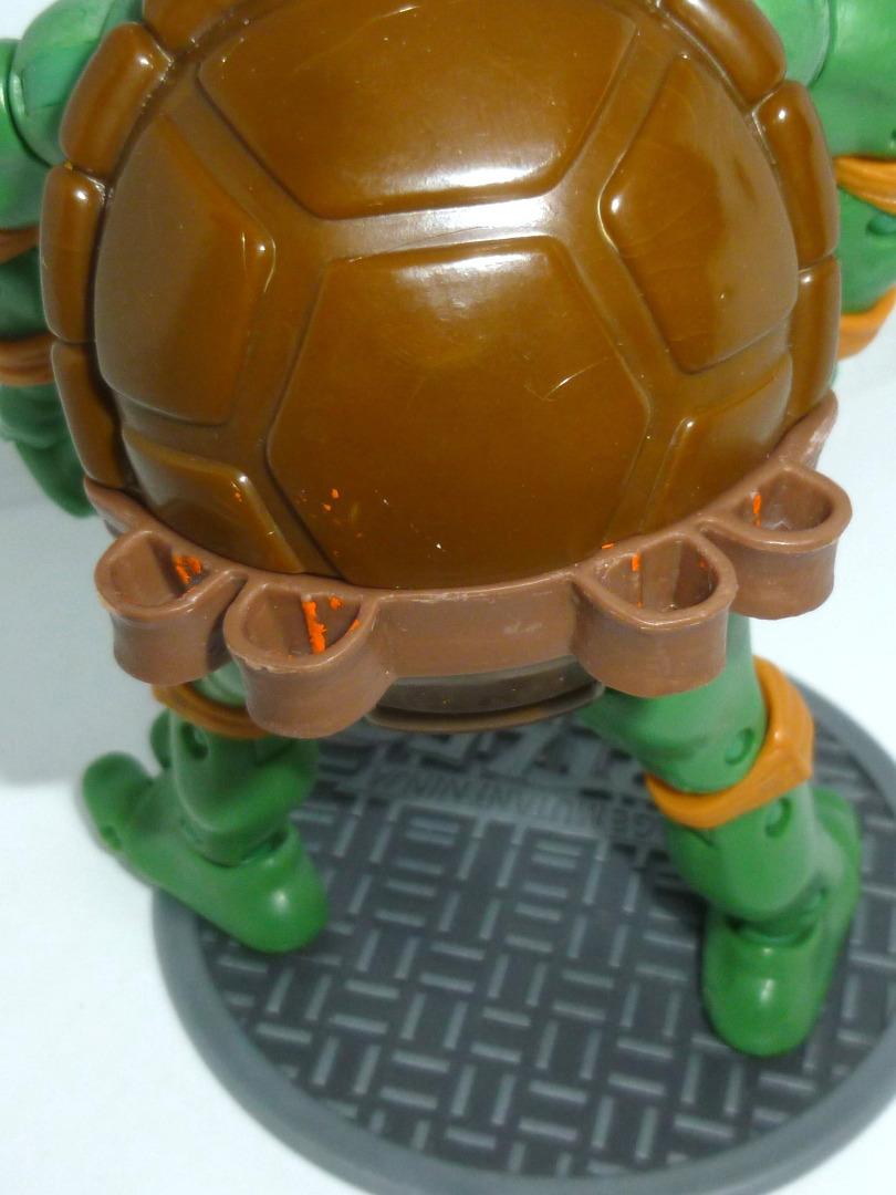 Teenage Mutant Ninja Turtles Michelangelo Classic