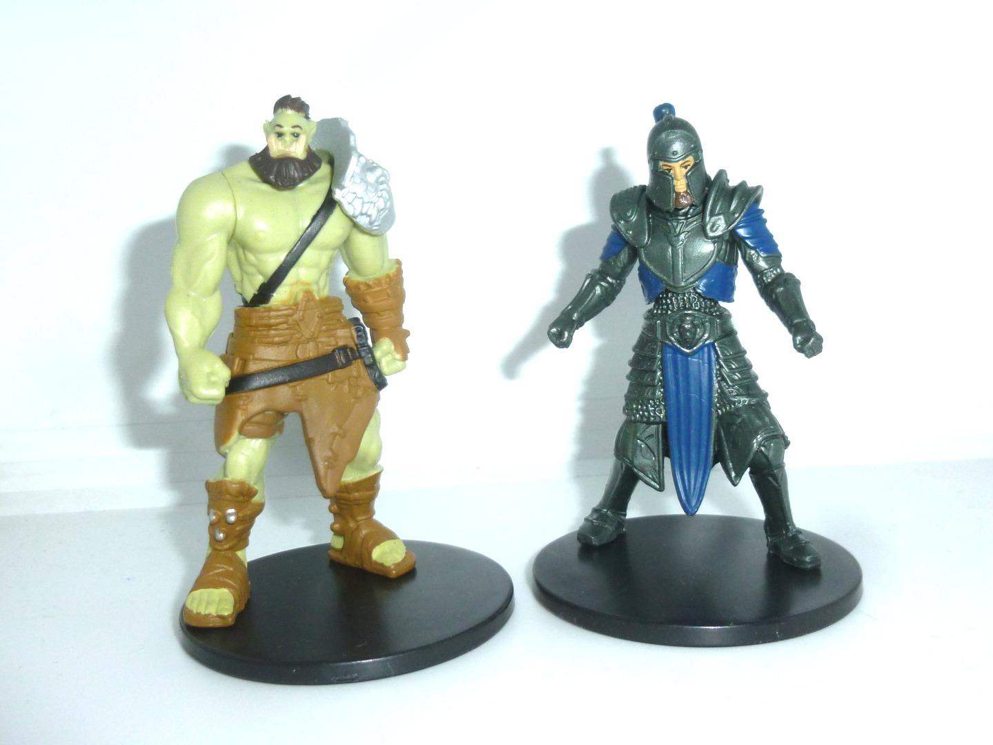 2 Mini Figuren