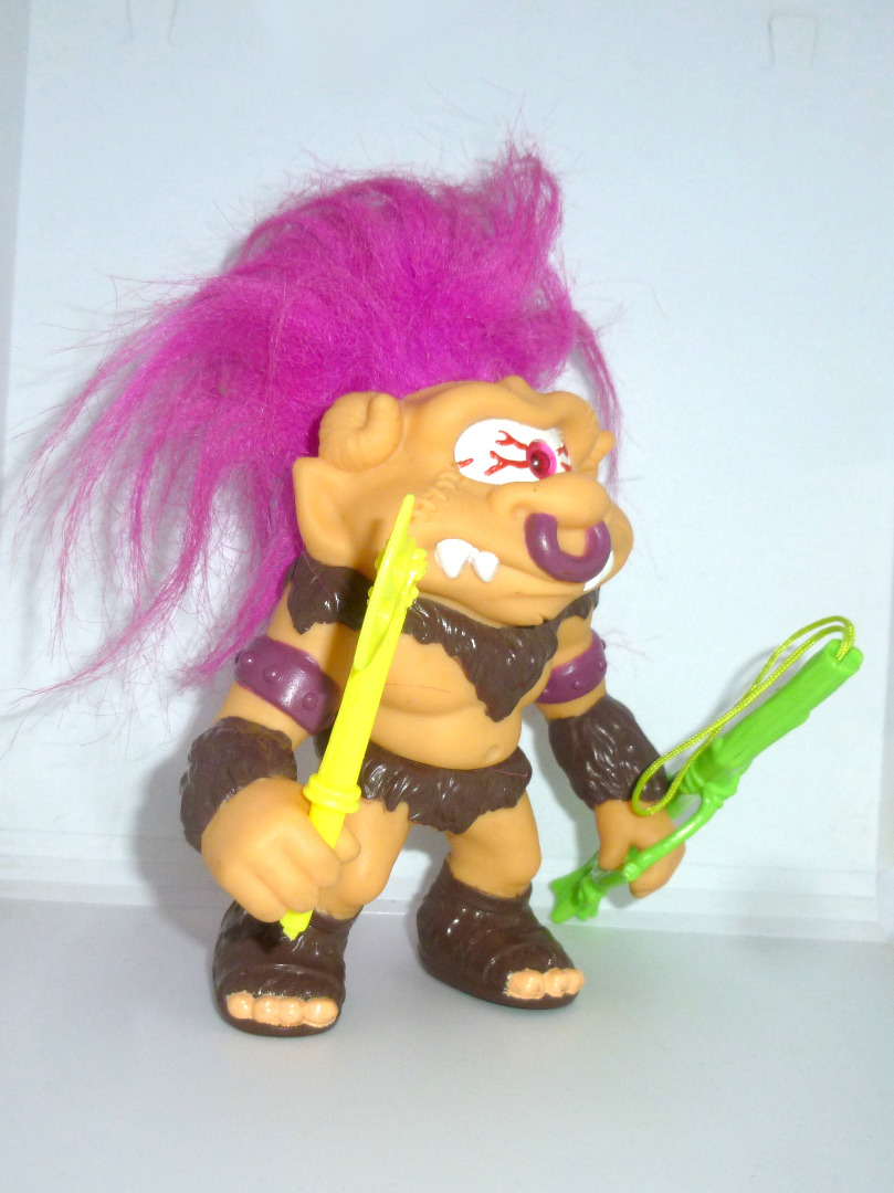 Battle Trolls - Troll-Clops - Actionfigur