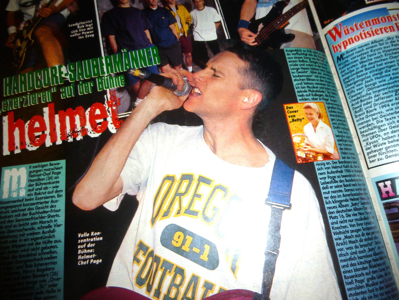 Bravo Nr35 1994 Heft - Komplett