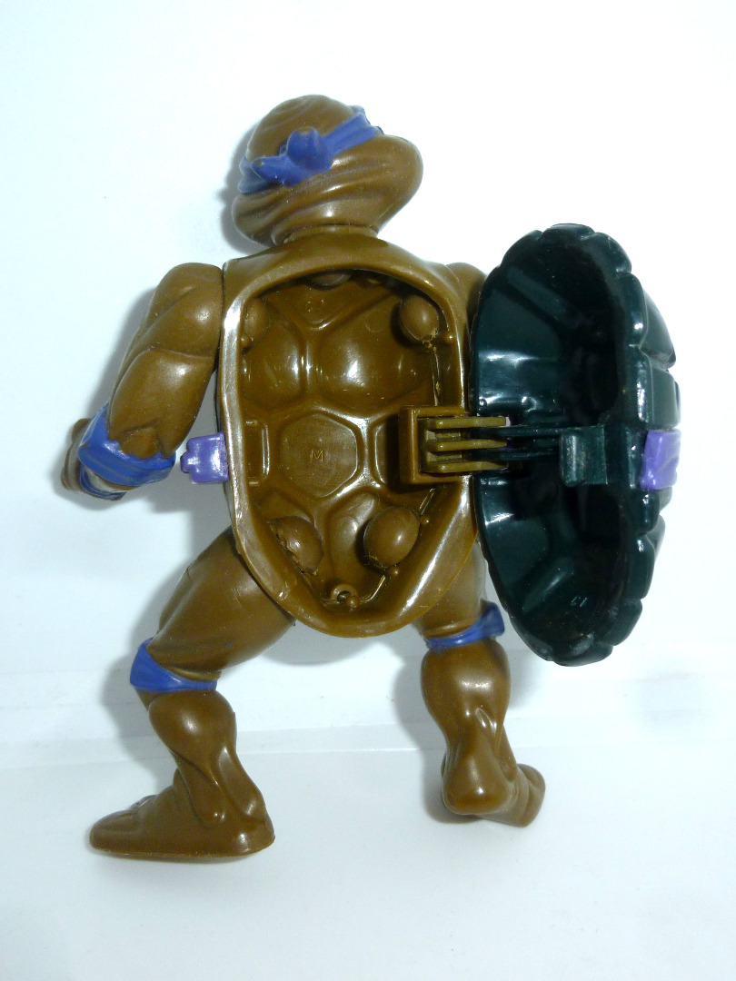 Donatello with Storage Shell 4