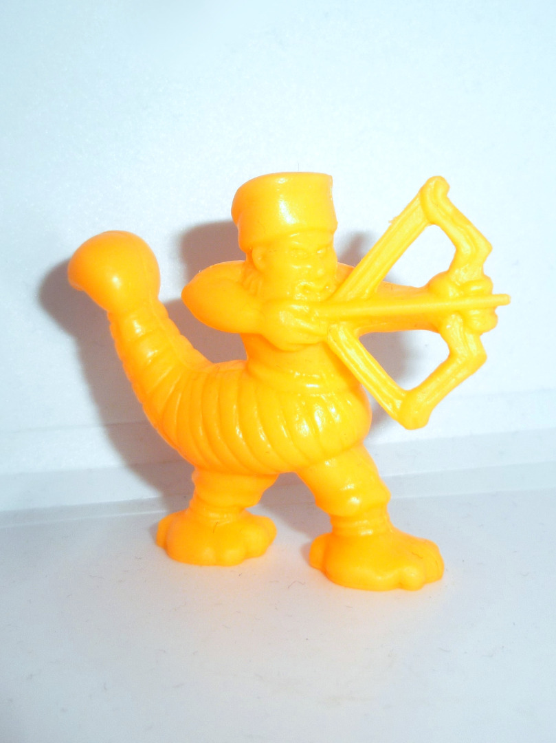 Scorpion Man orange
