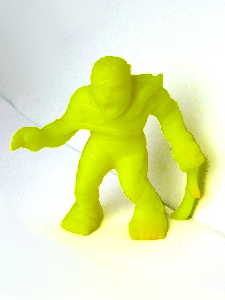 Mummy neon gelb